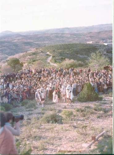 1981 Llegada al Gólgota - Lectura Condena