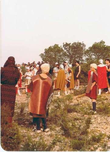 1982 Llegada al Gólgota - Lectura Condena
