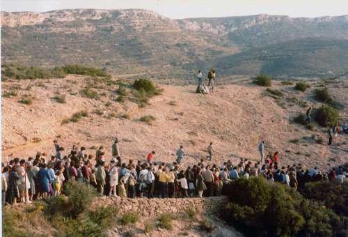 1984 Vía Dolorosa..