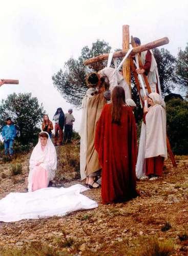 1993 Descendimiento de Cristo