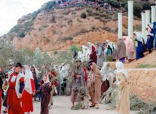 1994 Entrada en Jerusalén